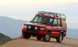 LAND ROVER DISCOVERY 2 G4 silver