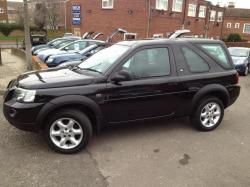 LAND ROVER FREELANDER 1.8 brown