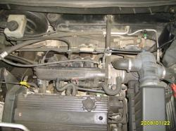 LAND ROVER FREELANDER 1.8 engine