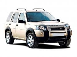 LAND ROVER FREELANDER 1.8 interior