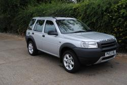 LAND ROVER FREELANDER 1.8 white