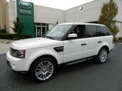 LAND ROVER RANGE ROVER HSE SPORT brown