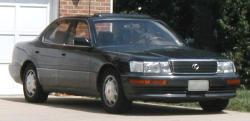 lexus 400