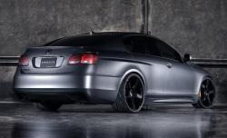 LEXUS GS black