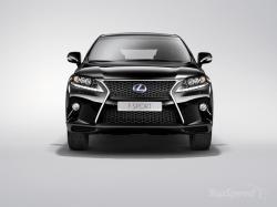 LEXUS RX 270 black