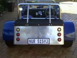 LOTUS 7 blue