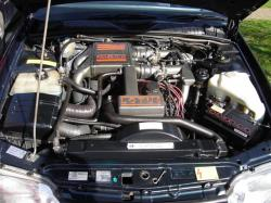 LOTUS CARLTON engine