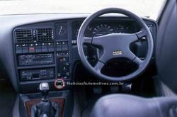 LOTUS CARLTON interior