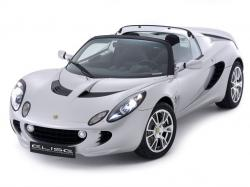 LOTUS ELISE brown