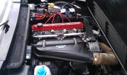LOTUS ELITE engine