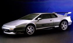 LOTUS ESPRIT 350 black