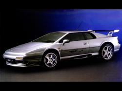 LOTUS ESPRIT 350 blue