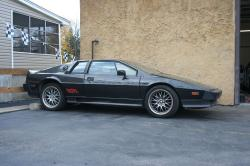 LOTUS ESPRIT black