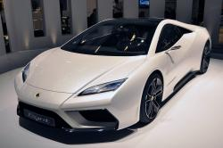 LOTUS ESPRIT white