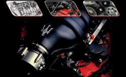 MASERATI GRANTURISMO engine