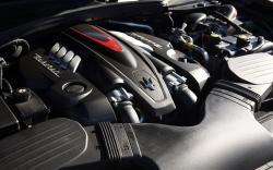 MASERATI QUATTROPORTE AUTOMATIC engine