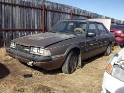 MAZDA 626 brown