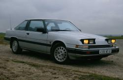 MAZDA 929 COUPE black