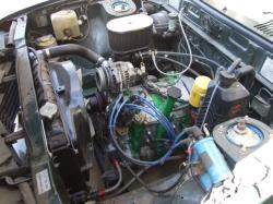 MAZDA 929 engine