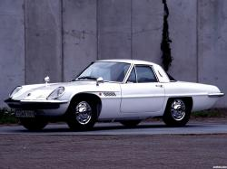 MAZDA COSMO red