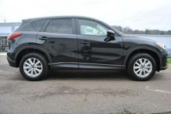 MAZDA CX-5 AT black