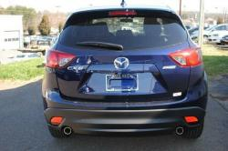 MAZDA CX-5 AT blue
