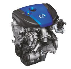 MAZDA CX-5 engine