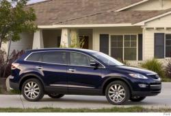 MAZDA CX-9 brown