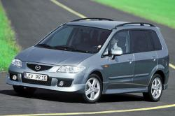 MAZDA PREMACY 2.0 brown