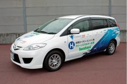 MAZDA PREMACY brown