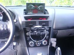 MAZDA RX-8 AUTOMATIC interior