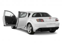MAZDA RX-8 AUTOMATIC white