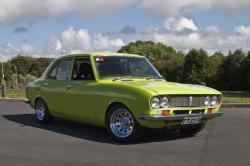 MAZDA RX2 green