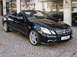 MERCEDES-BENZ 220 CDI blue