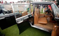 MERCEDES-BENZ 600 LANDAULET green