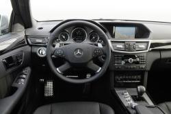 MERCEDES-BENZ AMG E63 interior