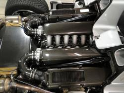 MERCEDES-BENZ CLK engine