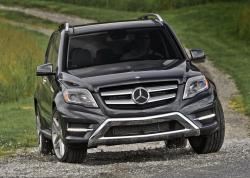 MERCEDES-BENZ GLK brown