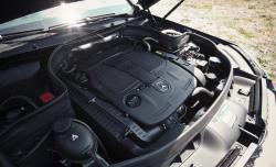 MERCEDES-BENZ GLK engine