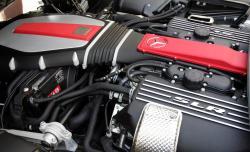 MERCEDES-BENZ MCLAREN SLR engine