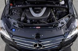 MERCEDES-BENZ R-CLASS engine