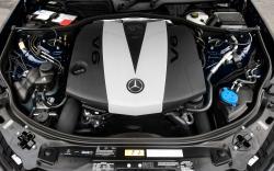 MERCEDES-BENZ S engine