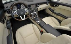 MERCEDES-BENZ SLK interior