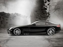 MERCEDES-BENZ SLR brown