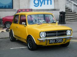 MINI CLUBMAN 1275 GT black