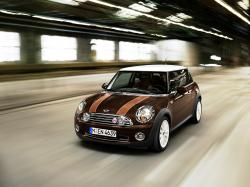 MINI COOPER brown