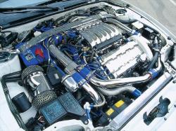 MITSUBISHI 3000 GT engine