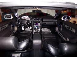 MITSUBISHI 3000 GT interior