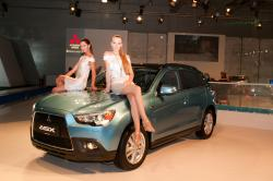Mitsubishi ASX - russian premiere. by lexan