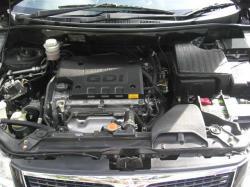 MITSUBISHI CHARIOT engine